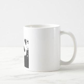 Panda Bear Classic White Coffee Mug