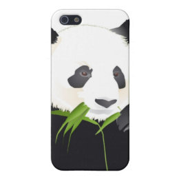 Panda Bear Cover For iPhone SE/5/5s