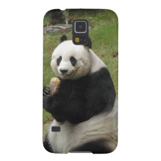 Panda Bear eating some bamboo Galaxy S5 Case