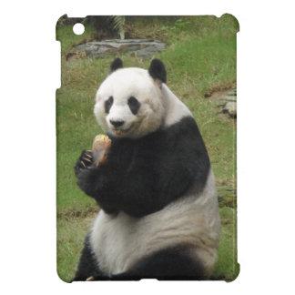 Panda Bear eating some bamboo iPad Mini Covers