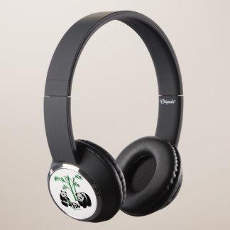 Panda Bear Family Headphones