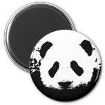 Panda Bear Fridge Magnets