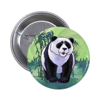 Panda Bear Gifts & Accessories 2 Inch Round Button