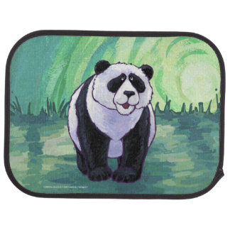 Panda Bear Gifts & Accessories Floor Mat