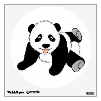 Panda Bear Graphic Wall Decal