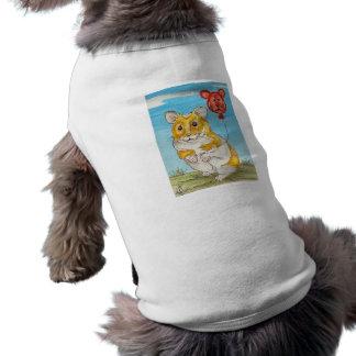 Panda Bear Hamster Balloon Art Shirt