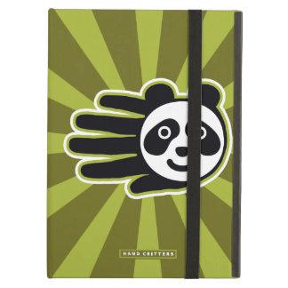 Panda Bear Hand iPad Case