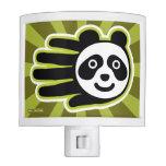 Hand shaped Panda Bear Hand Nite Lights