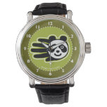 Hand shaped Panda Bear Hand Wrist Watch