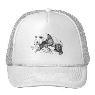 Panda Bear Hat