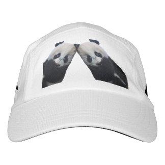 Panda Bear Headsweats Hat