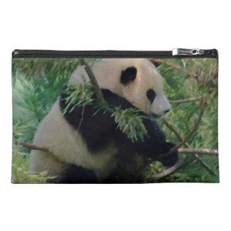 Panda Bear Hugs Travel Accessory Bag
