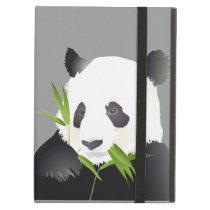 Panda Bear iPad Air Cases