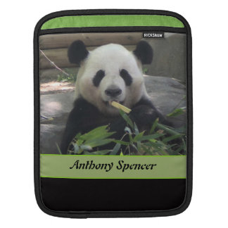 Panda Bear iPad Sleeve