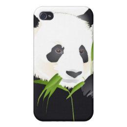 Panda Bear iPhone 4 Case