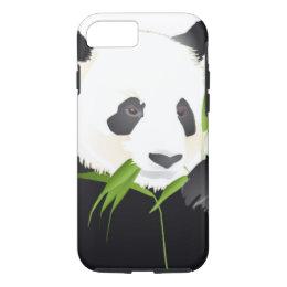 Panda Bear iPhone 8/7 Case