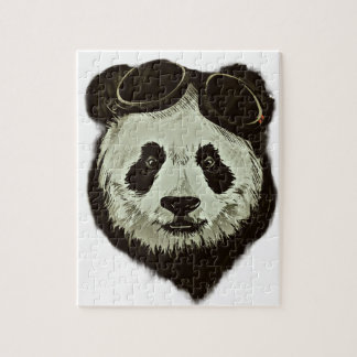 Panda Bear Jigsaw Puzzle
