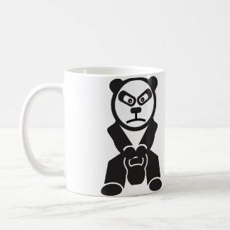 Panda Bear - Kettlebell Swing and Snatch - Mug