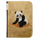 Panda Bear Kindle 3 Cover