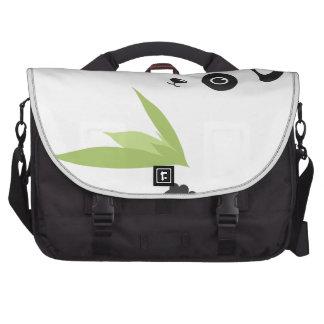 Panda Bear Commuter Bags