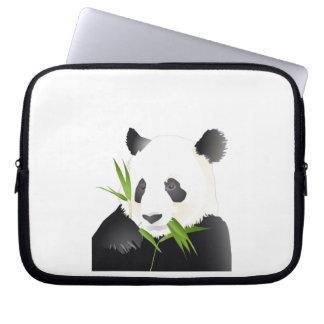 Panda Bear Computer Sleeves
