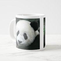 Panda Bear Large Coffee Mug
