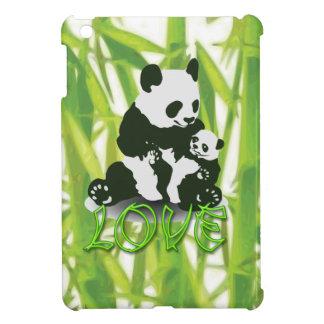Panda Bear Love for her Baby iPad Mini Case