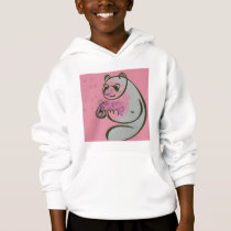 Panda Bear Love Hoodie