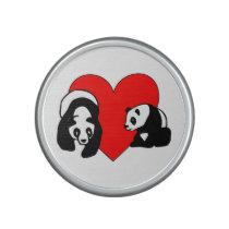 Panda Bear Love Speaker