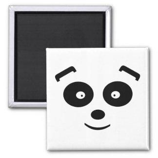 Panda Bear Fridge Magnet