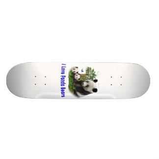 Panda Bear merchandise Skateboard
