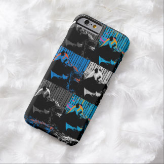 Panda Bear Multi-panel Modern Art Design Barely There iPhone 6 Case