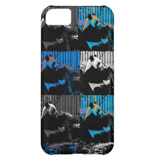 Panda Bear Multi-panel Modern Art Design iPhone 5C Cover
