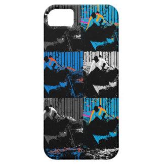 Panda Bear Multi-panel Modern Art Design iPhone SE/5/5s Case