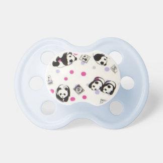 Panda Bear Pacifier