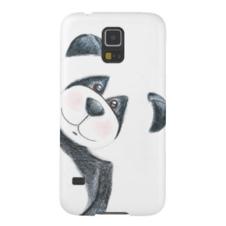 Panda Bear Pencil Art Galaxy S5 Cover