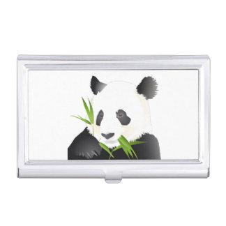Panda Bear Business Card Holder