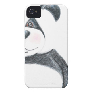 Panda Bear Picture Blackberry Bold iPhone 4 Case-Mate Cases