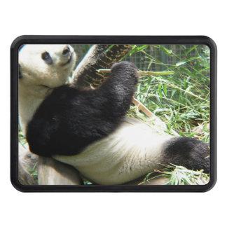 Panda Bear Trailer Hitch Cover