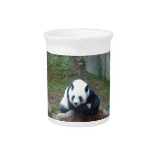 Panda Bear Pitcher
