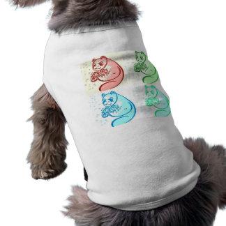 Panda Bear Pop Art T-Shirt