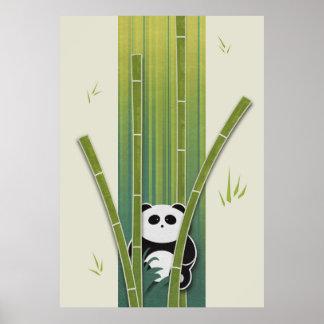Panda Bear Posters
