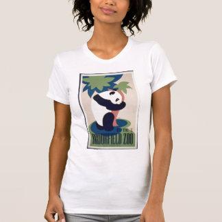 Panda Bear Poster Shirt