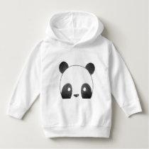 Panda Bear Pullover Hoodie