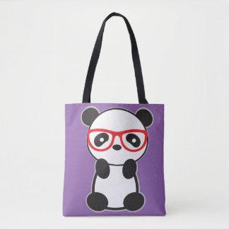 Panda Bear Purse Tote - Leon The Panda