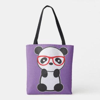 Panda Bear Purse Tote - Leon The Panda Bear