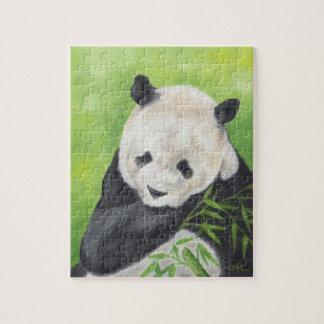 Panda Bear puzzle