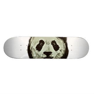 Panda Bear Skateboard