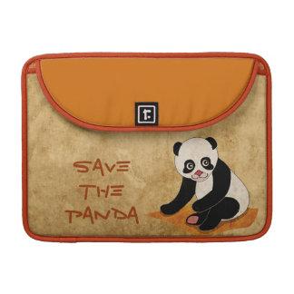 Panda Bear Sleeve For MacBook Pro