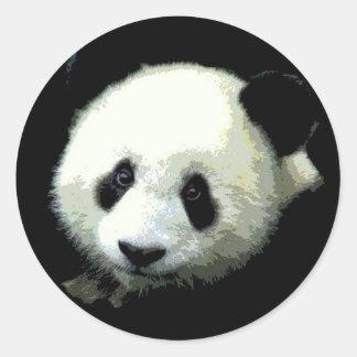 Panda Bear Stickers